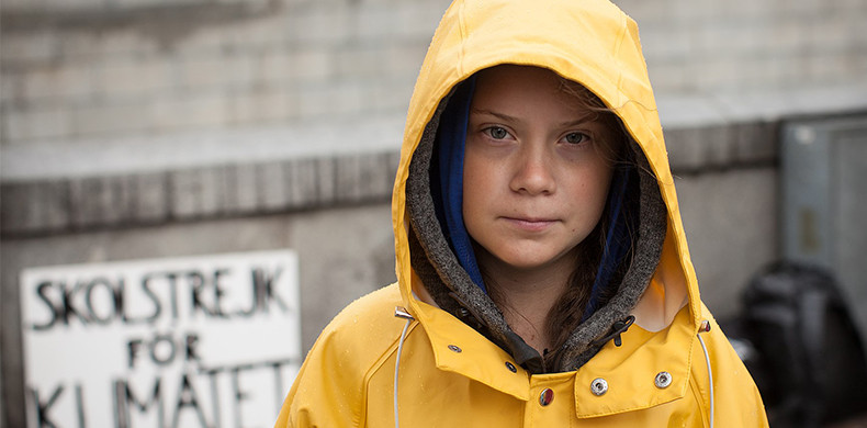 Image credit: Greta Thunberg (Creative Commons: Wikimedia)