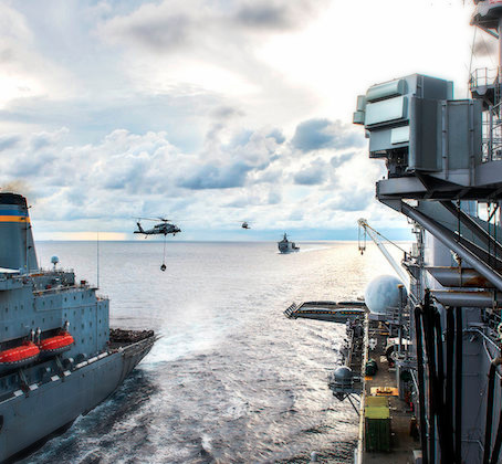 The Pentagon's Maritime Security Strategy for the Asia-Pacific – an Exercise in Evasion?