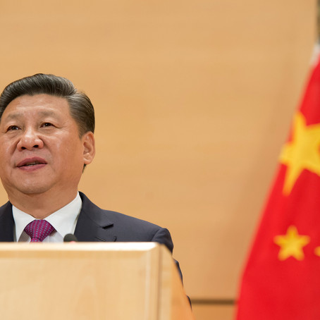 China's new five-year plan continues to protect China from the world