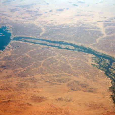 The complex geopolitics of damming the Blue Nile