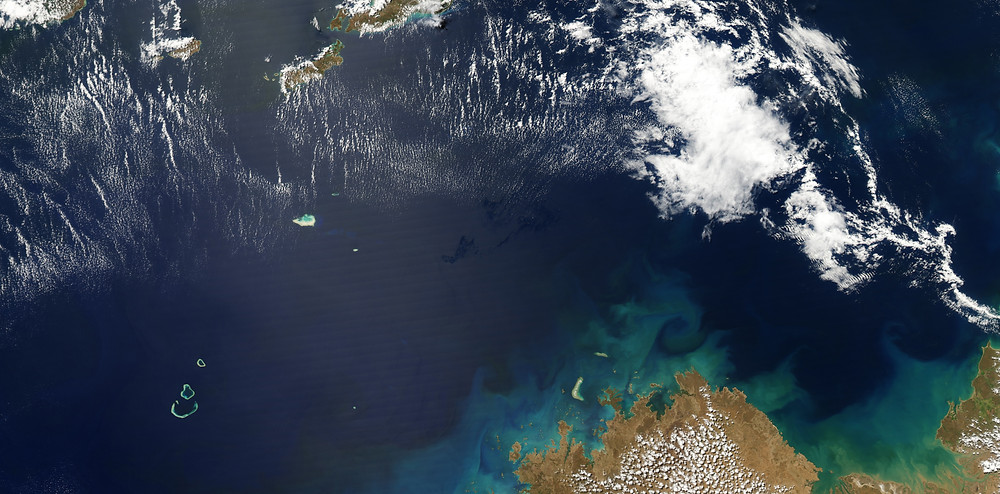 Image credit: NASA Earth Observatory (Creative Commons: Wikimedia Commons)