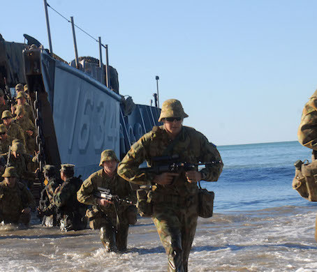 Rethinking Australia's Force Structure
