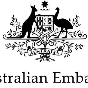 Interning at an Australian Embassy