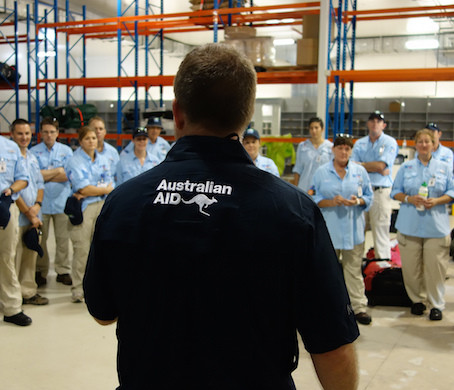 Dollar Diplomacy? Australian Government Engages Private Sector to Deliver Aid Projects