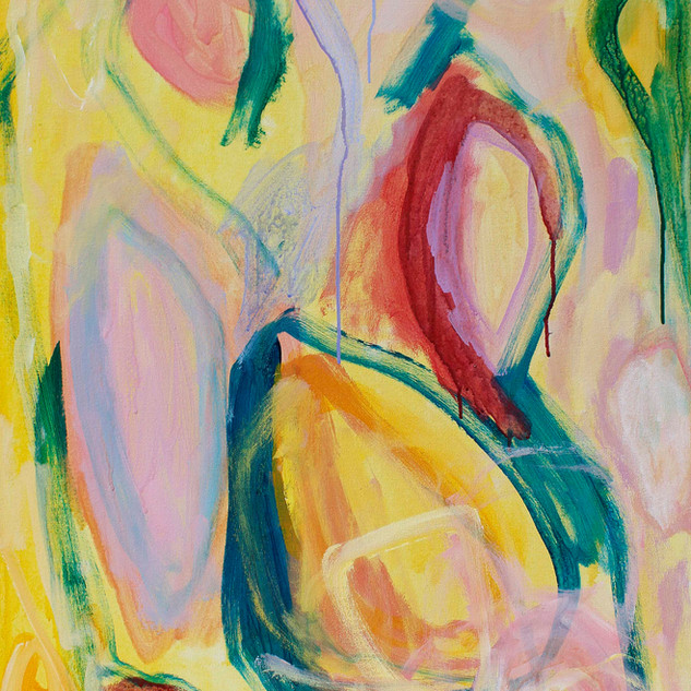 Abstraction Portrait V