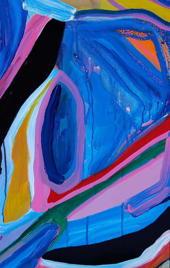 Abstraction I (détail 03)