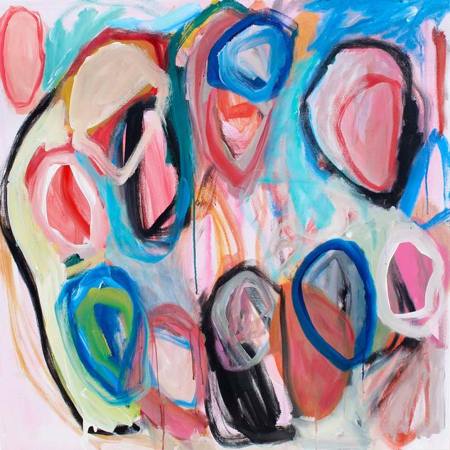 Abstraction Carrée II