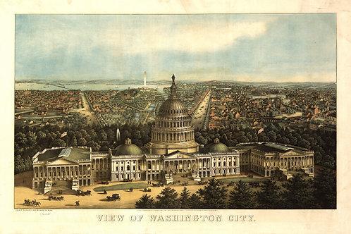 Washington, D.C., 1871