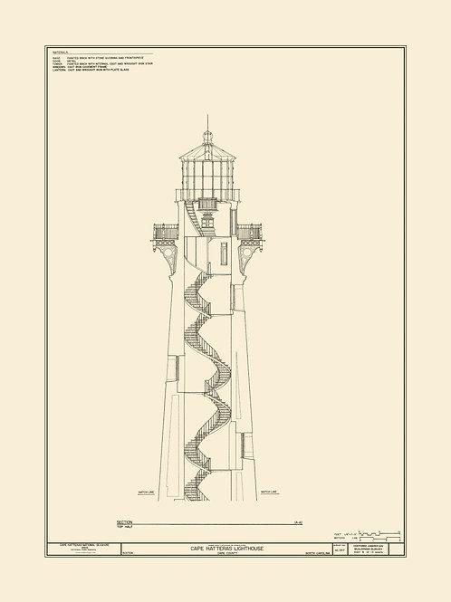 North Carolina: Cape Hatteras Lighthouse