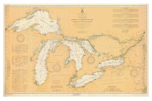 Great Lakes, 1915-1916