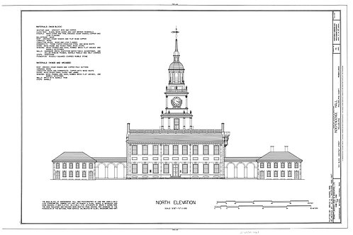 Pennsylvania: Independence Hall, Philadelphia