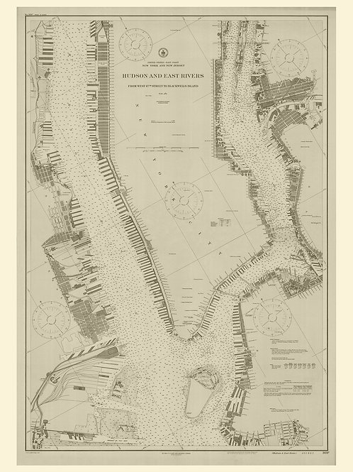 New York: Manhattan Island