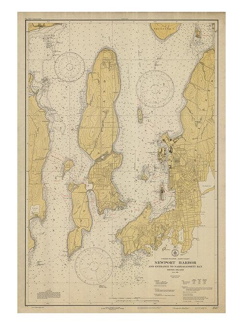 Rhode Island: Newport, 1926