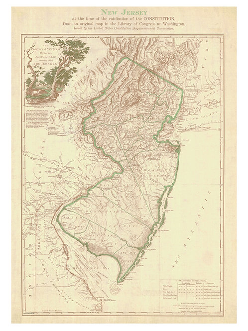 New Jersey, 1788