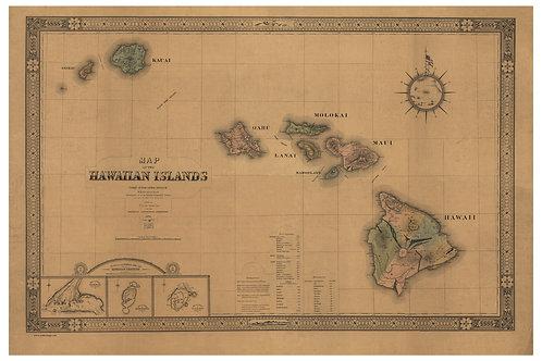 Hawaii, 1876