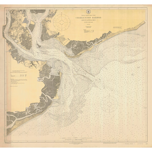 South Carolina: Charleston Harbor