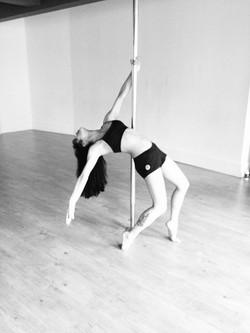 Back bend twist