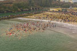 RNLI New Year's Day Swim