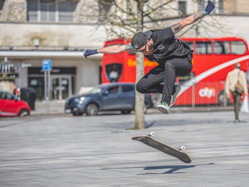 Skating Skills