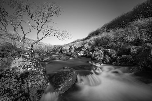 Dartmoor Waterfall