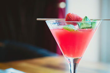 Berry Mint Drink
