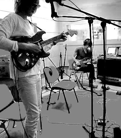 Jonjo Feather / RNE Radio Session / Madrid