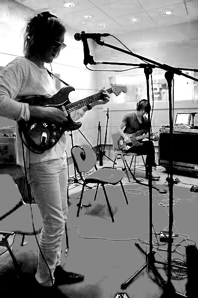 Jonjo Feather / RNE Radio Session / Madrid