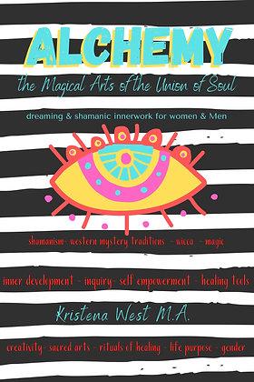ALCHEMY MAGICAL ARTS, DREAMS & SHAMANISM BOOK