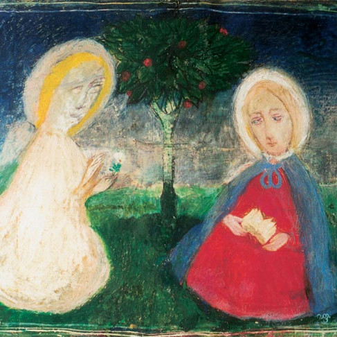 Irakli Parjiani Sacred Artist's of the New Testament John Gospel