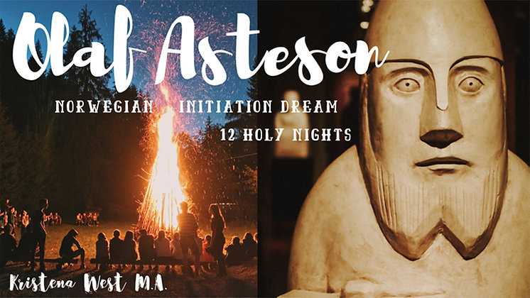 DREAMSONG OF OLAF ASTESON ONLINE HOLY NIGHTS CLASS