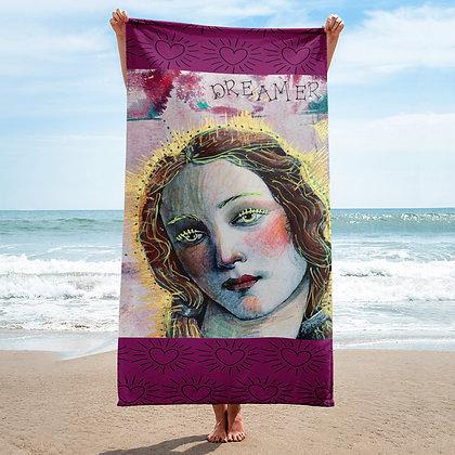 Bottecelli Goddess Blanket Towel