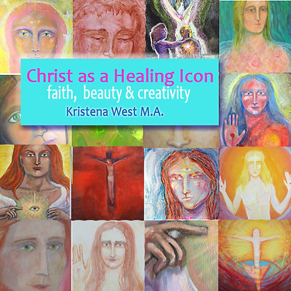Explore Christ as a Healing Icon Online Arts Class