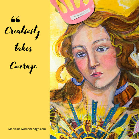 How to Create Art from the Heart Space; Originality vs. Copying