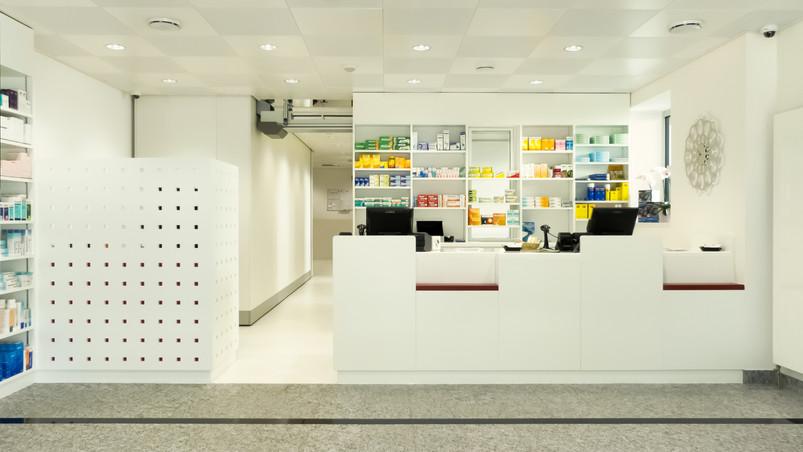 Farmacia San Giovanni - Bellinzona
