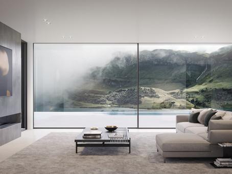 Nuova collaborazione con Amadeus by Amari, serramenti minimali in alluminio