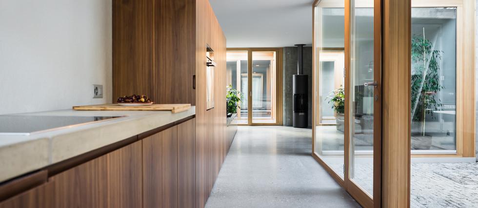 Quando i serramenti sono parte integrante del design della casa