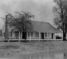 The clubhouse was completed in Spring 1929 at a cost of $2,937.85 and its grand opening was held on Memorial Day of that year.
