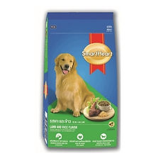 SMART HEART DOG FOOD - LAMB & RICE 7KG.j