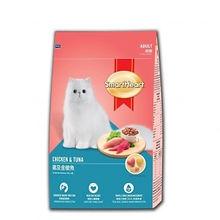 SMART HEART CAT FOOD - CHICKEN & TUNA 1.