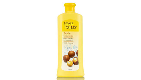 HOME VALLEY BODY SHAMPOO - COCOA BUTTER