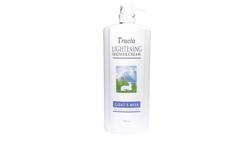 TRACIA LIGHTENING SHOWWER CREAM - GOAT'S
