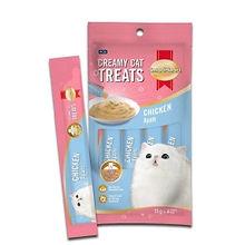 SMART HEART CAT CREAMY TREATS - CHICKEN