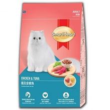 SMART HEART CAT FOOD - CHICKEN & TUNA 7K
