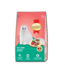 SMART HEART CAT FOOD - TUNA & SHRIMP 480