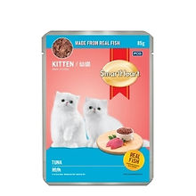 SMART HEART KITTEN POUCH - TUNA WITH CHI