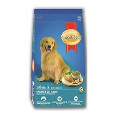 SMART HEART DOG FOOD - CHICKEN & EGG 7KG