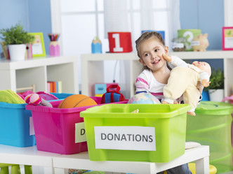 Spring Cleaning: Don't Toss, Donate!