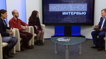 """Наши финалисты конкурса """"Учитель будущего"""" на телевидении"""