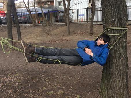 """Тренировки к соревнованиям """"Школа безопасности"""""""