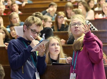 IV место на Всероссийском Турнире юных биологов